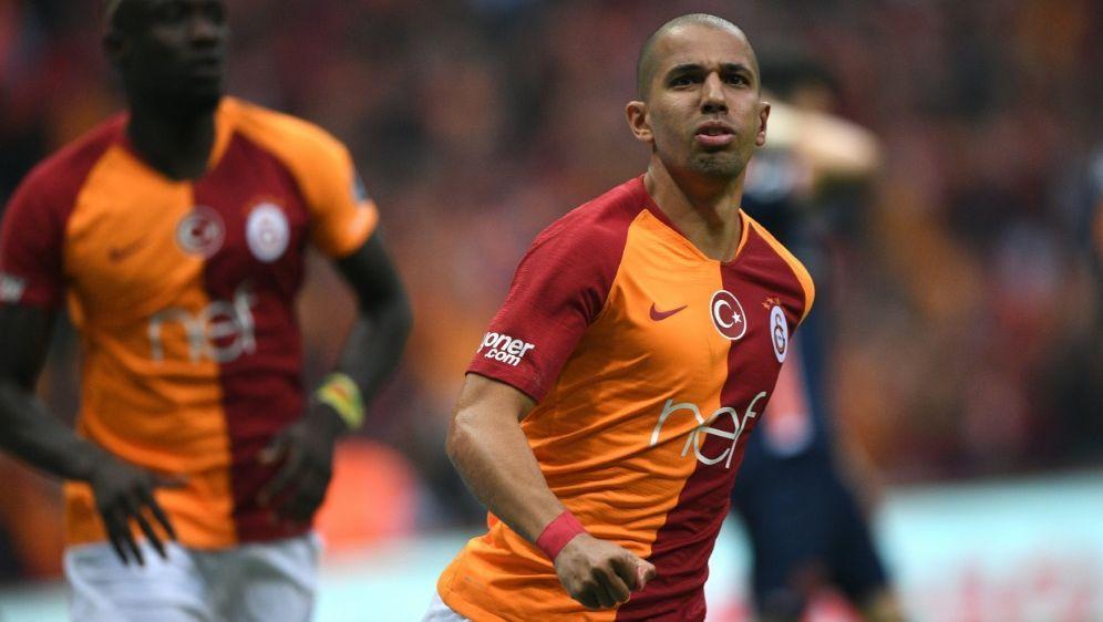 Galatasaray gewinnt Spitzenspiel und die Meisterschaft - Bildquelle: AFPSIDBULENT KILIC