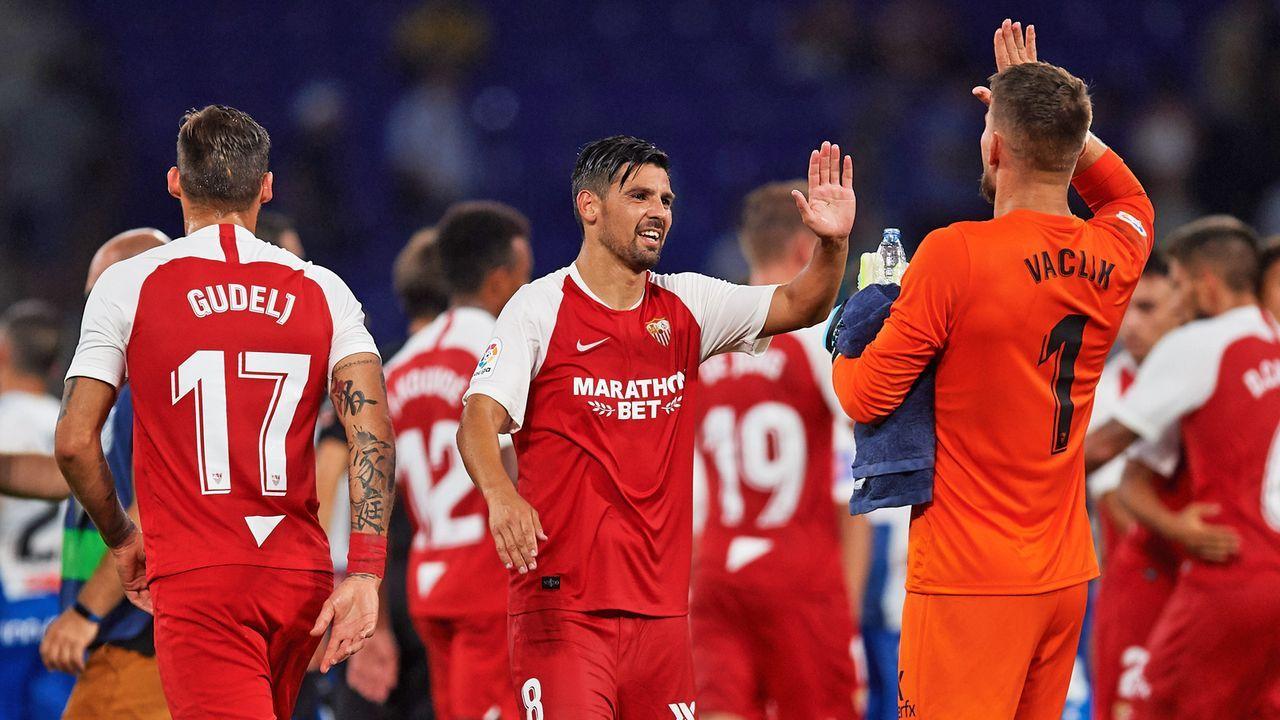 Platz 11: FC Sevilla - Bildquelle: 2019 Getty Images