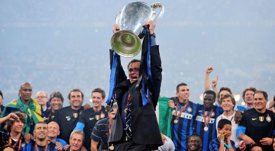 Platz 10: Inter Mailand - Bildquelle: 2010 Getty Images