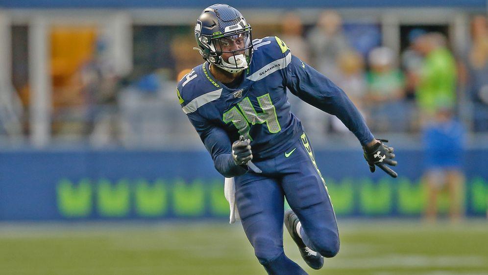 D.K. Metcalf von den Seattle Seahawks muss unters Messer. - Bildquelle: 2019 Getty Images