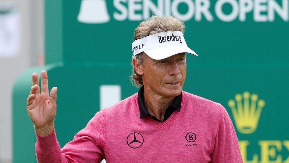 Bernhard Langer ist zum achten Mal Spieler des Jahres - Bildquelle: PIXATHLONPIXATHLONSID