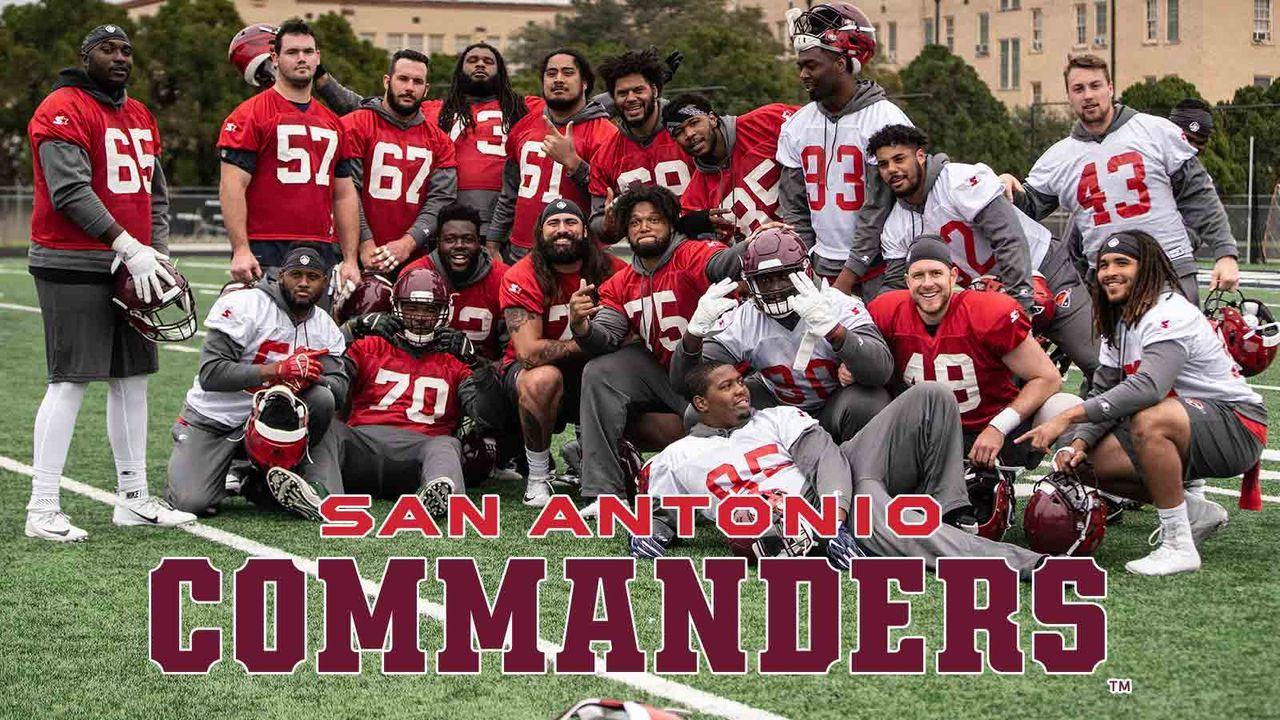 San Antonio Commanders - Bildquelle: AAF
