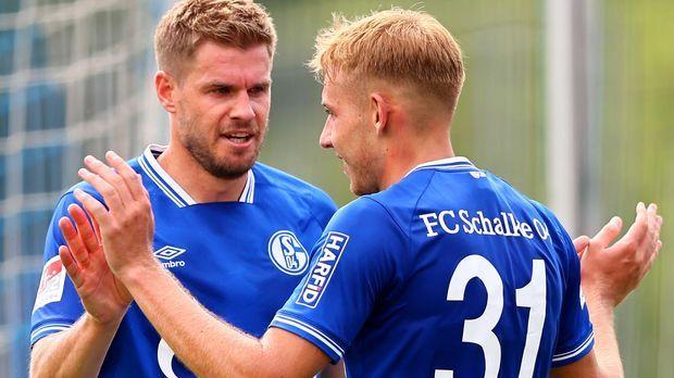 2. Liga live: Schalke 04 gegen Hamburger SV - heute Live im TV und Livestream - mit Aufstellung, Tore und Highlights
