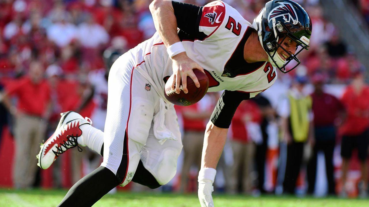 2 - Atlanta Falcons - Bildquelle: 2018 Getty Images