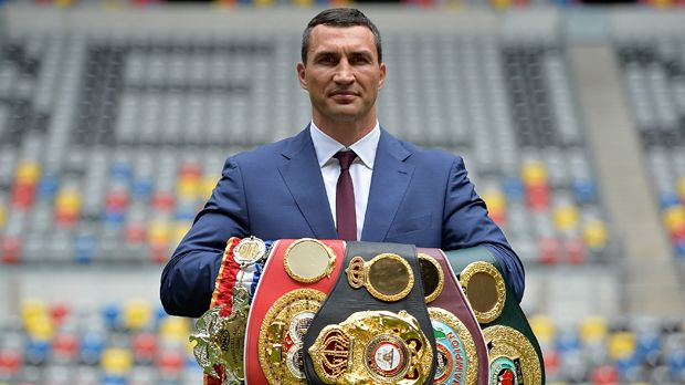 Wladimir Klitschko - Bildquelle: 2015 Getty Images