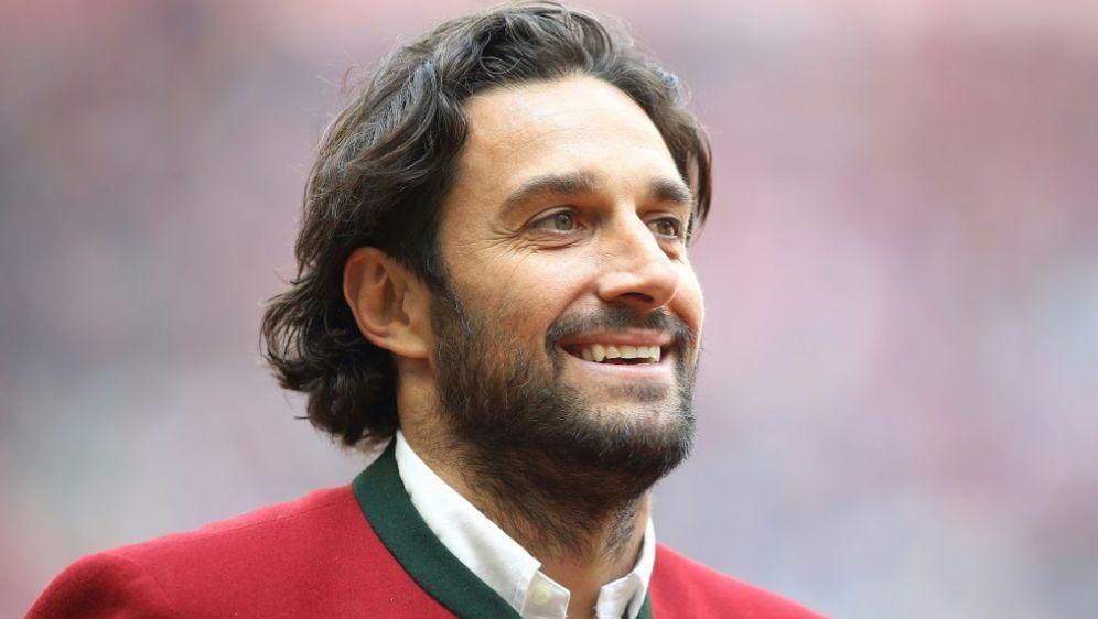 Luca Toni hat die UEFA Pro Trainerlizenz erhalten - Bildquelle: FIRO SPORTPHOTOFIRO SPORTPHOTOSID