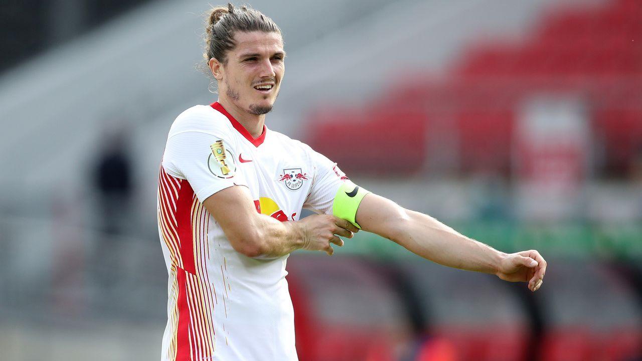 Marcel Sabitzer (RB Leipzig) - Bildquelle: 2020 Getty Images
