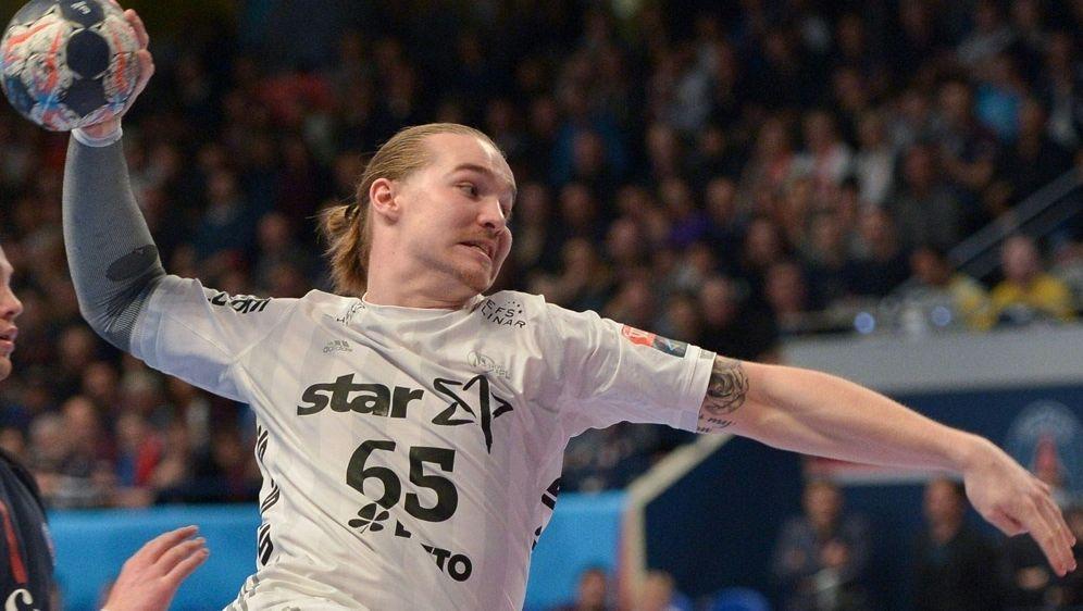 Lukas Nilsson zeigt ein starkes Spiel - Bildquelle: PIXATHLONPIXATHLONSID