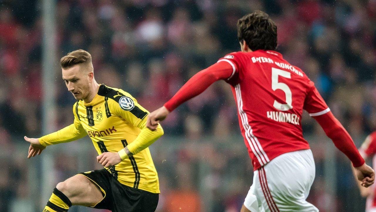 Europäische Super League mit FCB und BVB soll 2021 kommen - Bildquelle: imago/photoarena/Eisenhuth