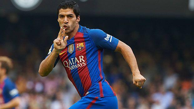 Luis Suarez (Uruguay, FC Barcelona) - Bildquelle: imago/ZUMA Press