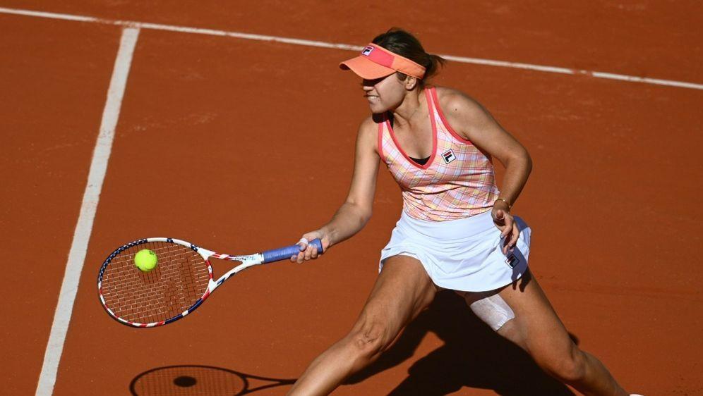 Kenin trifft im Halbfinale auf Kvitova - Bildquelle: AFPSIDANNE-CHRISTINE POUJOULAT