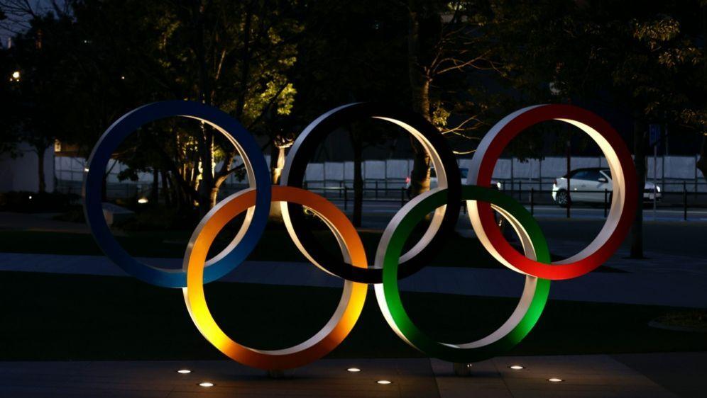 Die Spiele in Tokio sollen in diesem Sommer stattfinden - Bildquelle: AFPSIDBehrouz MEHRI
