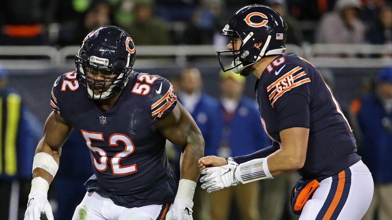 Platz 7: Chicago Bears - Bildquelle: 2019 Getty Images