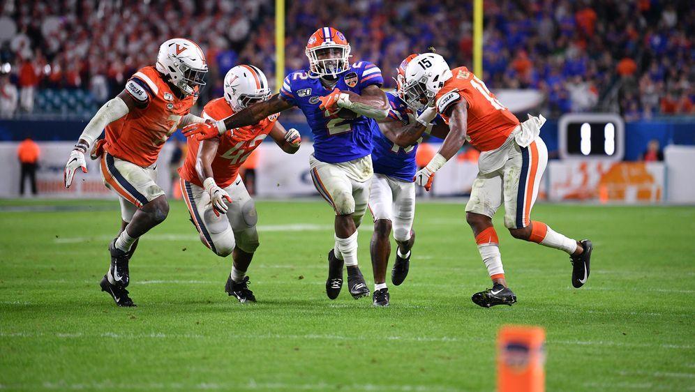 Die Florida Gators treffen auf Vanderbilt Commodores. - Bildquelle: getty