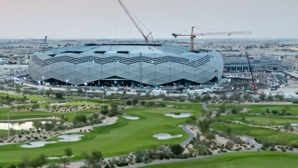 Katar: drittes WM-Stadion fertiggestellt - Bildquelle: AFP PHOTO  HO  Qatar's Supreme Committee for Delivery and LegacySID-
