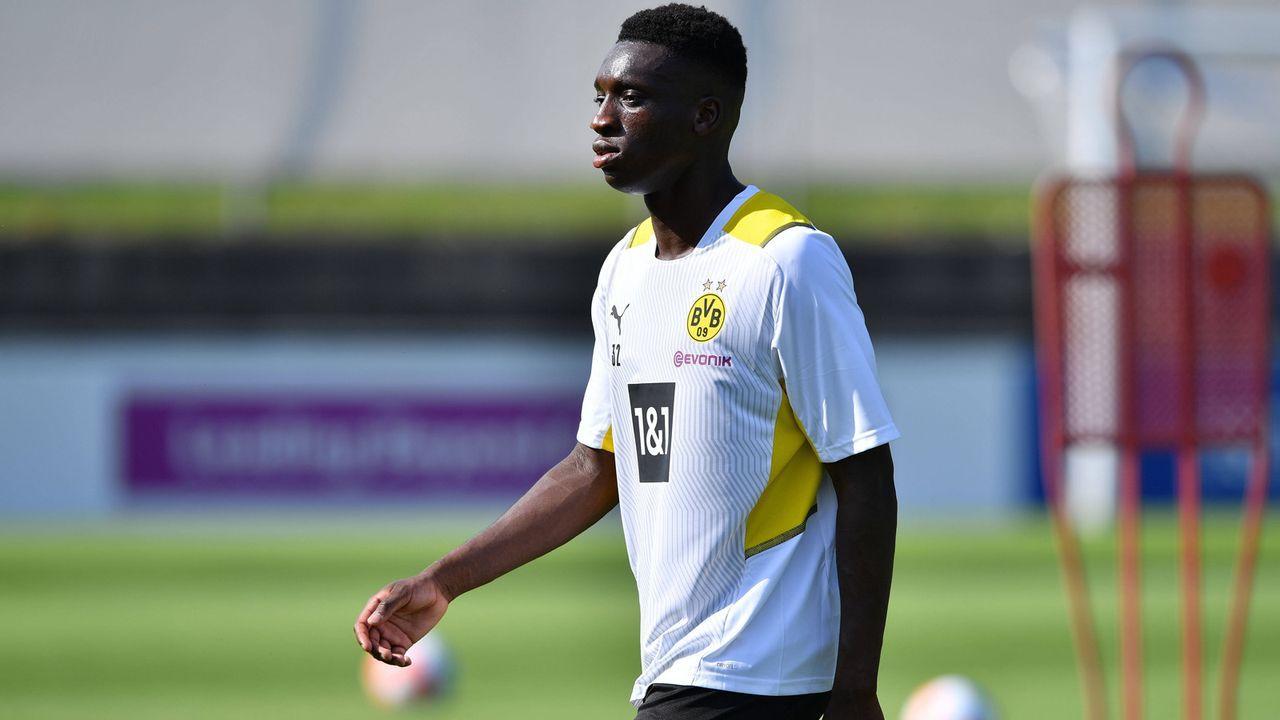 """Abdoulaye Kamara – """"Ein hochveranlagter junger Spieler"""" - Bildquelle: imago images/Revierfoto"""