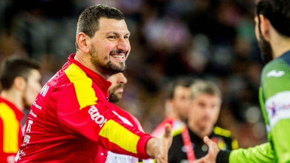 Welthandballer und Torwartlegende Arpad Sterbik - Bildquelle: PIXATHLONPIXATHLONSID
