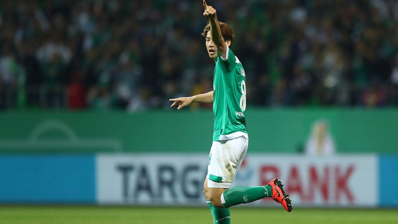 Yuya Osako (Werder Bremen)