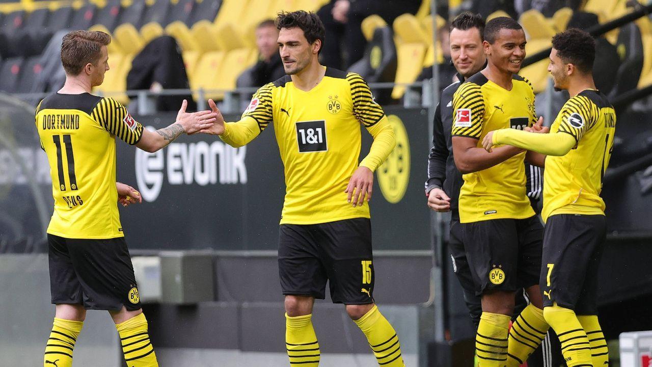 Borussia Dortmund - Bildquelle: Imago
