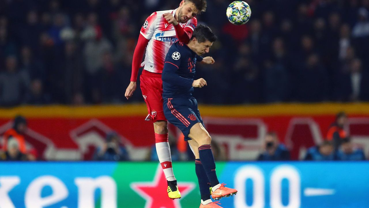 Robert Lewandowski - Bildquelle: Getty Images