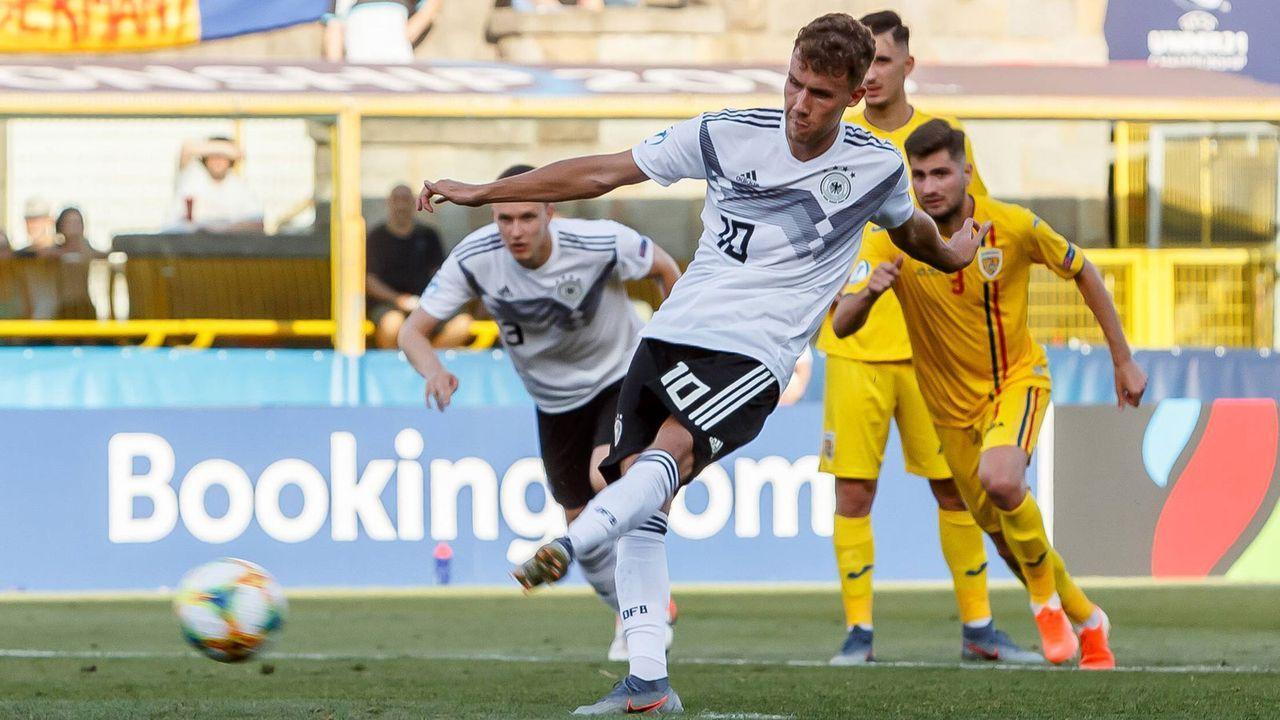 Luca Waldschmidt - Bildquelle: imago sportfotodienst 2019