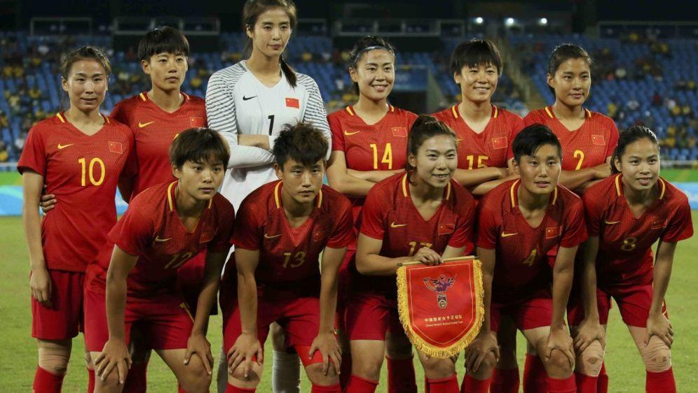 Chinas Frauen Werden Vor Wm In Patriotismus Unterrichtet