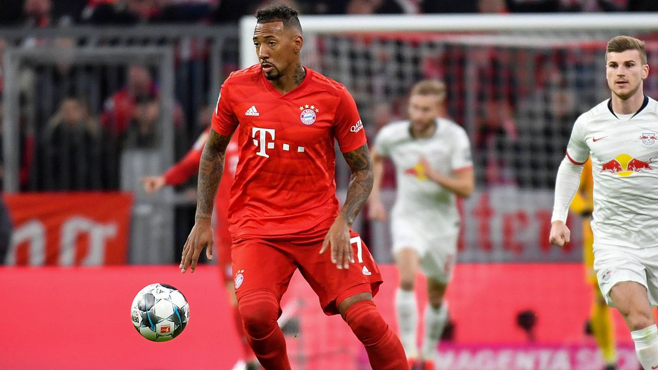Jerome Boateng (Bayern München) - Bildquelle: imago