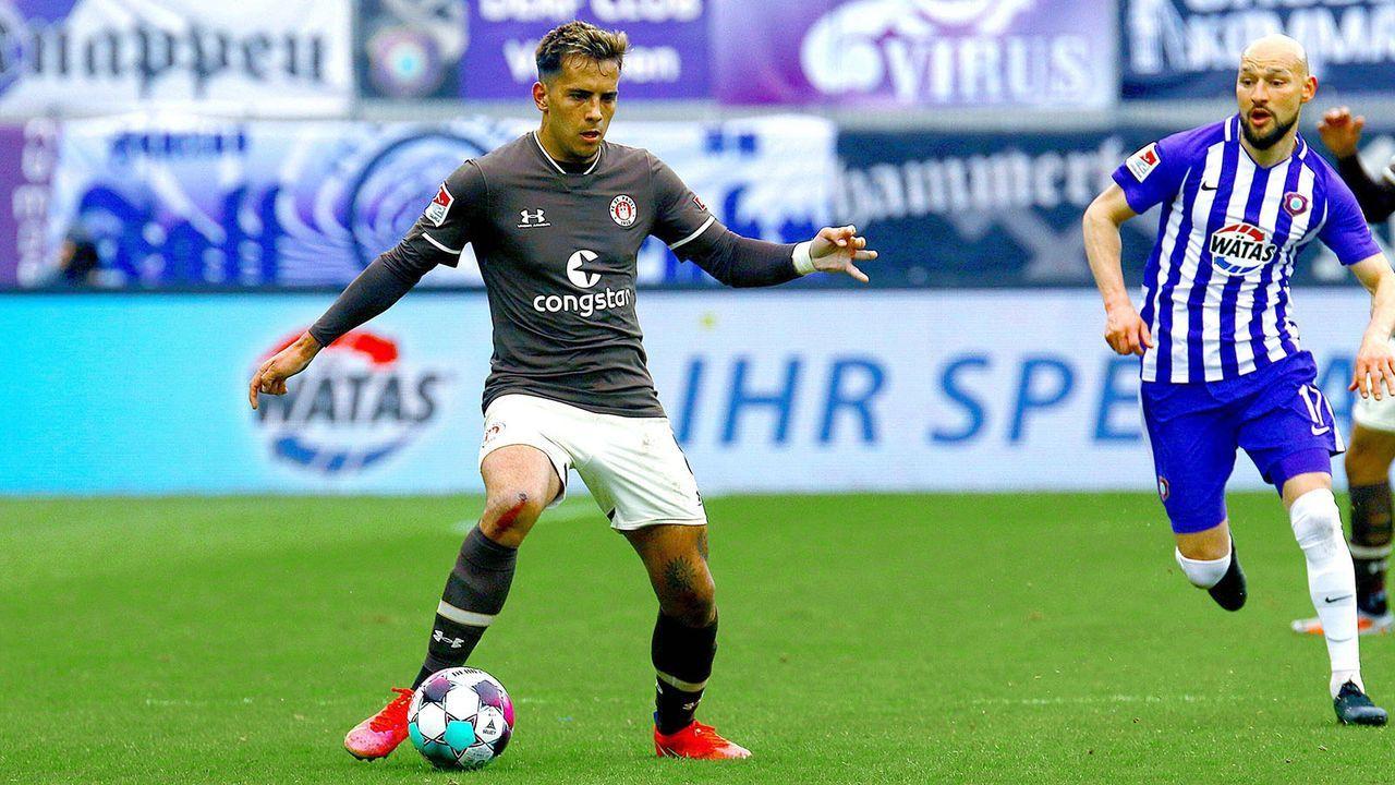 FC St. Pauli (7. Platz - 44 Punkte) - Bildquelle: imago images/Kruczynski
