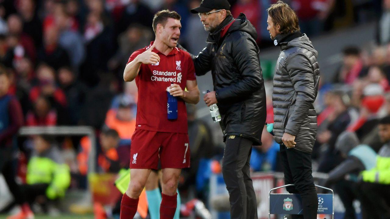 James Milner (FC Liverpool) - Bildquelle: Getty Images