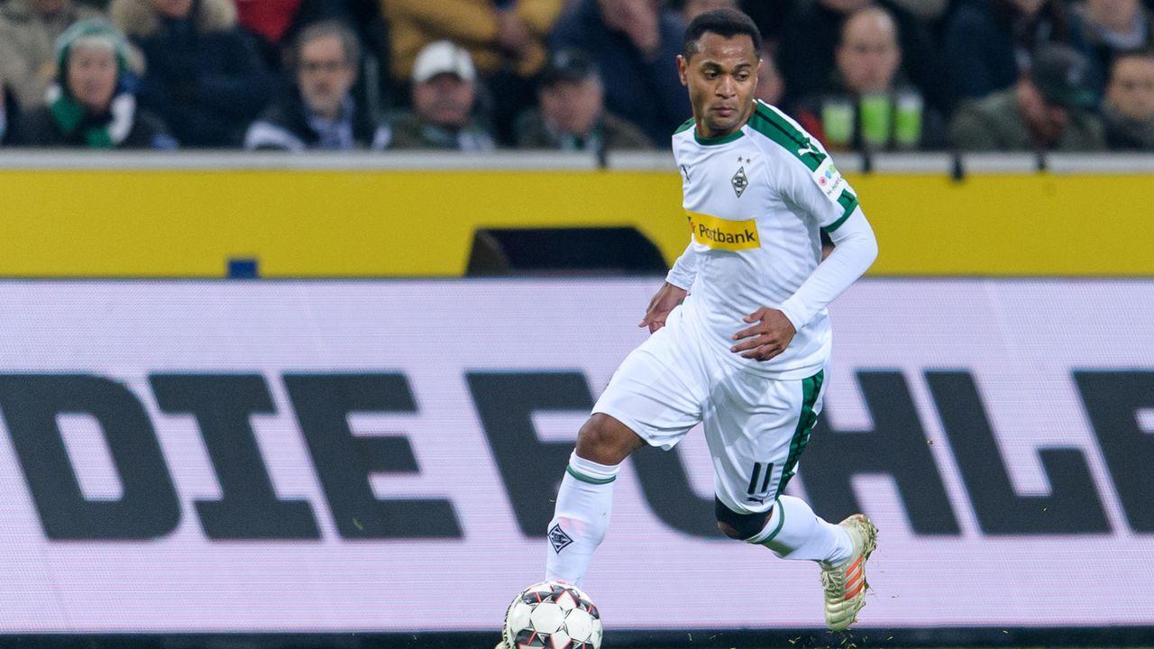 Raffael (Borussia Mönchengladbach) - Bildquelle: Getty Images
