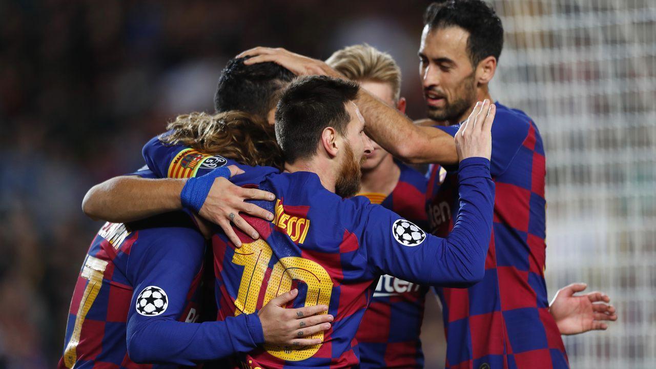Platz 7: FC Barcelona  - Bildquelle: imago images/AFLOSPORT