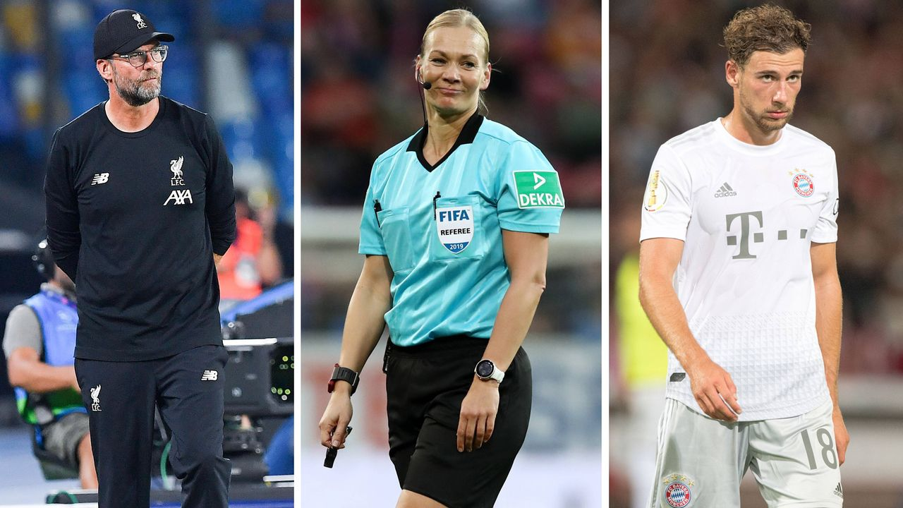 Diese Stars Sind Fur Den Fussballspruch Des Jahres 2019 Nominiert