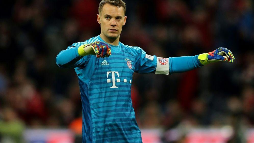 Manuel Neuer fehlt auch im letzten Saisonspiel - Bildquelle: FIROFIROSID