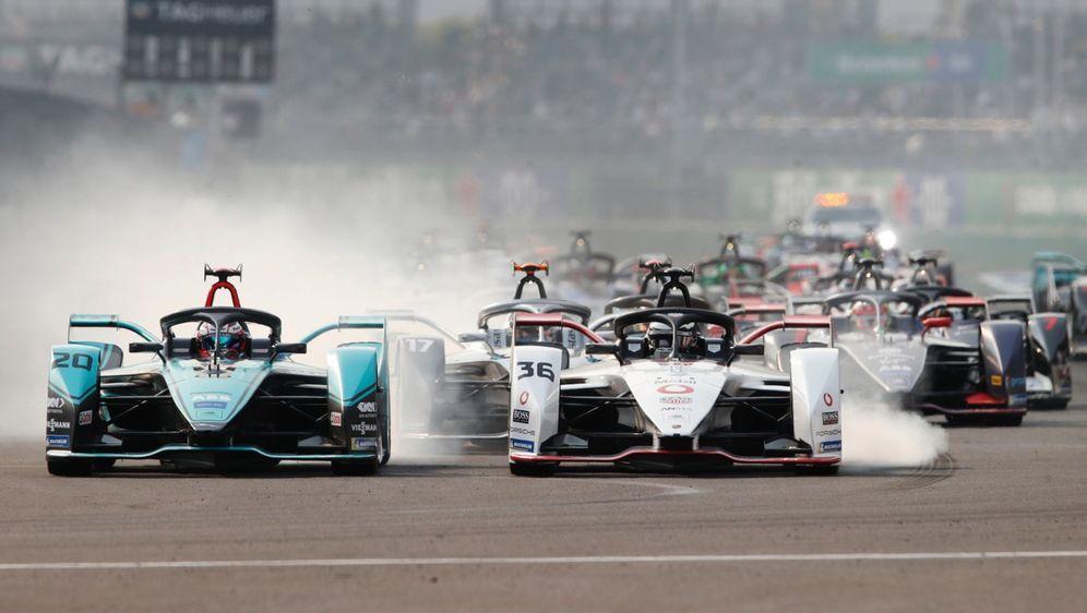 Veränderte Formel-E-Strecken werden erst für die Gen4-, nicht die Gen3-Ära, ... - Bildquelle: Motorsport Images