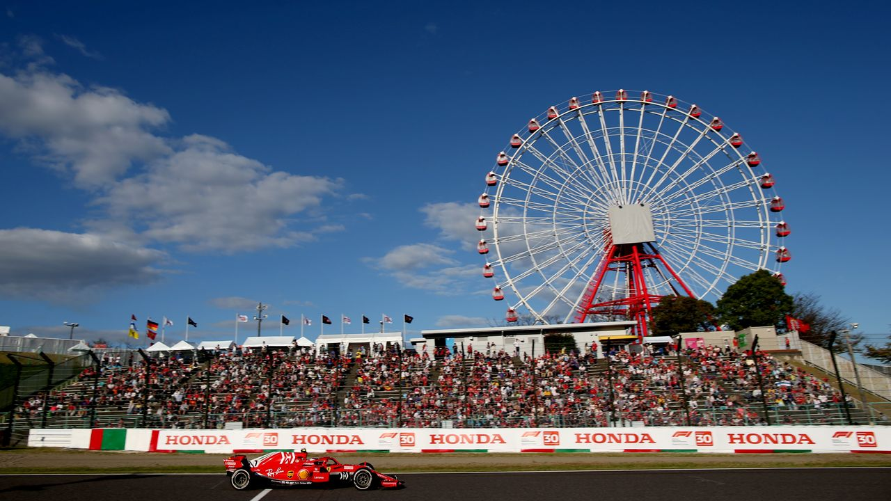 International Racing Course Suzuka, Japan  - Bildquelle: 2018 Getty Images