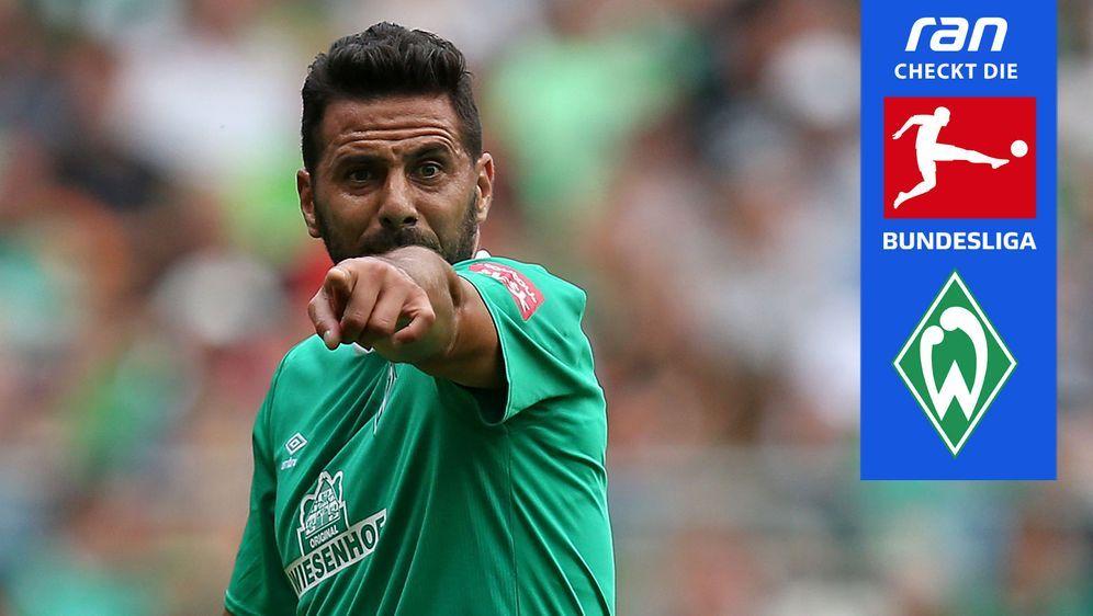 Bereit für die neue Saison: Claudio Pizarro will in seiner letzten Saison mi... - Bildquelle: Getty