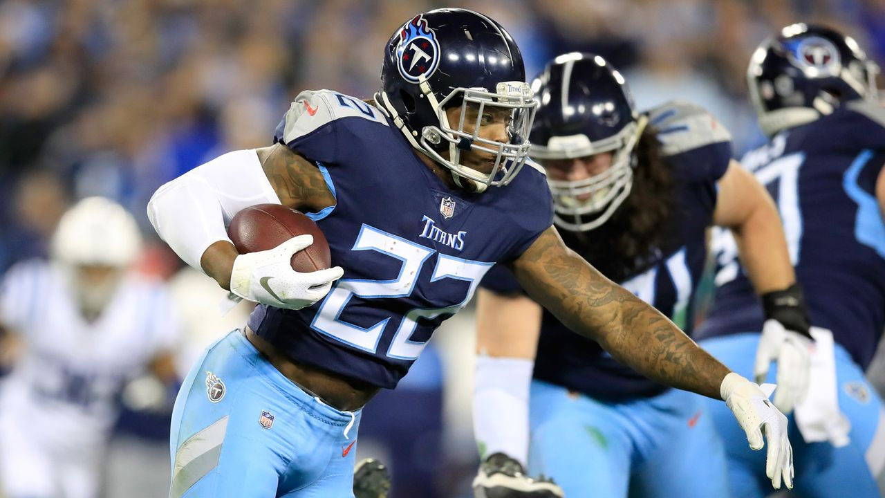 Platz 99: Derrick Henry  - Bildquelle: 2018 Getty Images