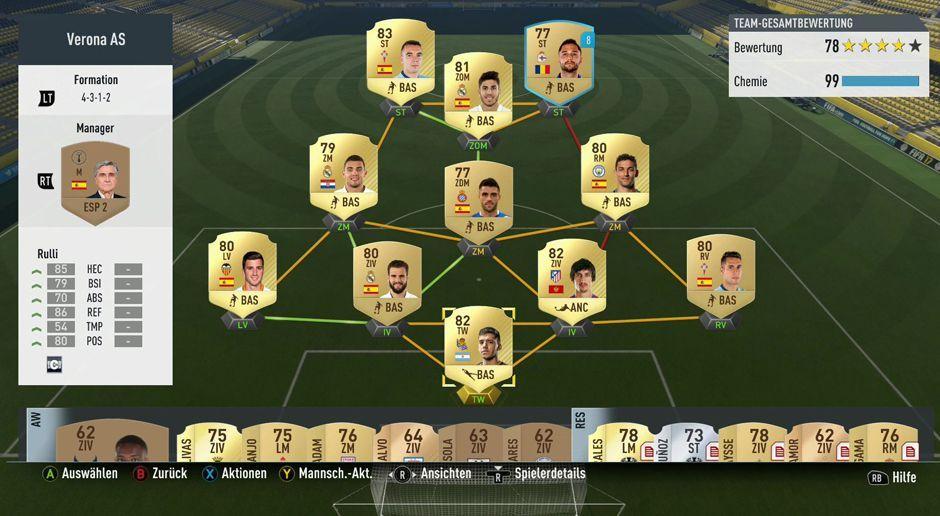 Team - Bildquelle: EA SPORTS