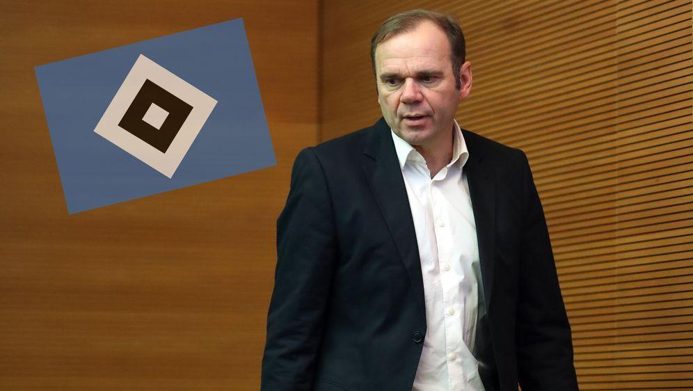 HSV-Vorstand Bernd Hoffmann ist freigestellt worden - Bildquelle: PIXATHLONPIXATHLONSID