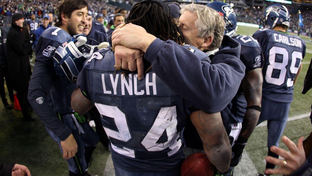 8. Januar 2011: New Orleans Saints at Seattle Seahawks (Wild Card Round) - Bildquelle: 2011 Getty Images