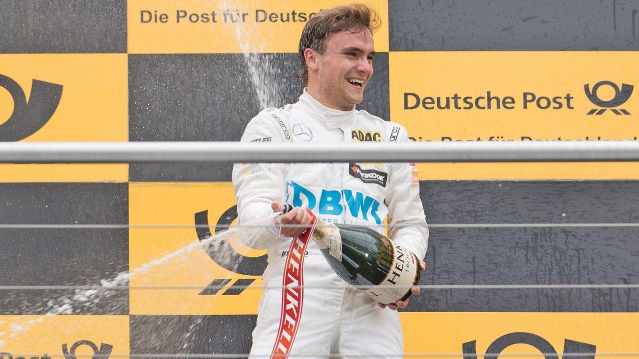 Lucas Auer (BMW Team RMR)  - Bildquelle: getty