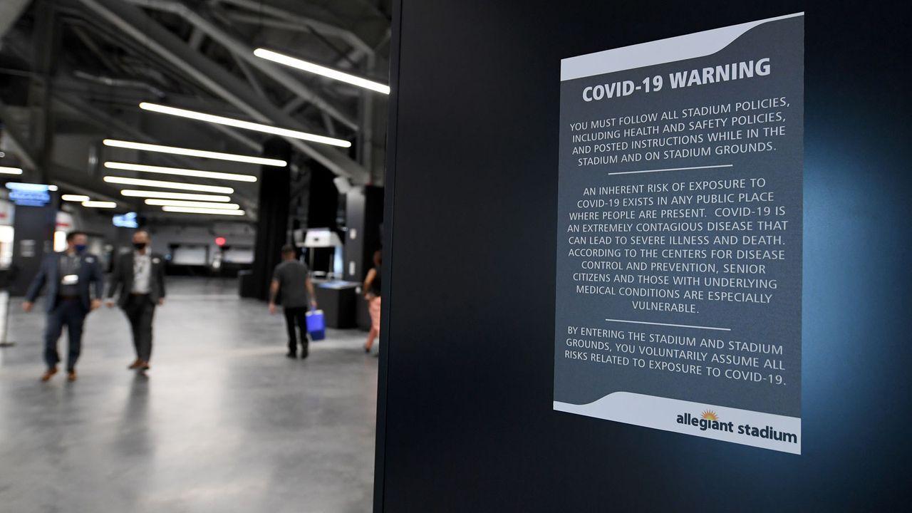 Die bisherigen Corona-Fälle bei den NFL-Teams - Bildquelle: Getty Images