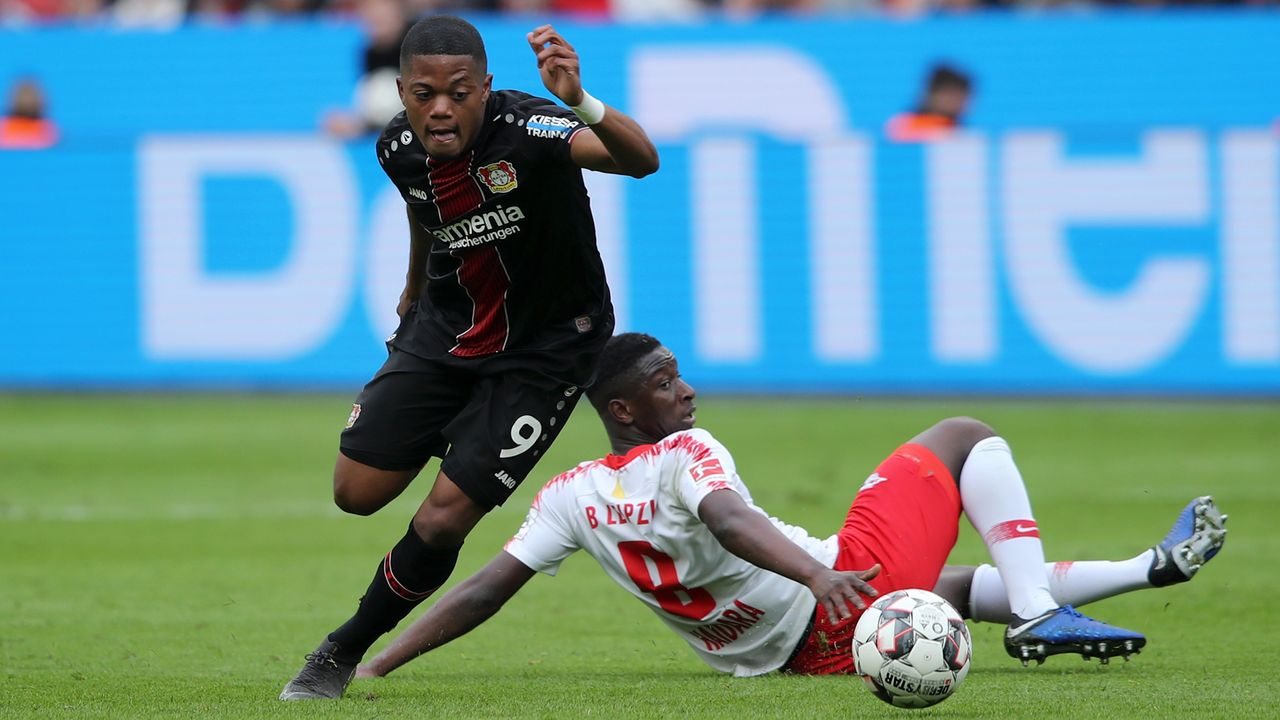 Leon Bailey - Bildquelle: 2019 Getty Images