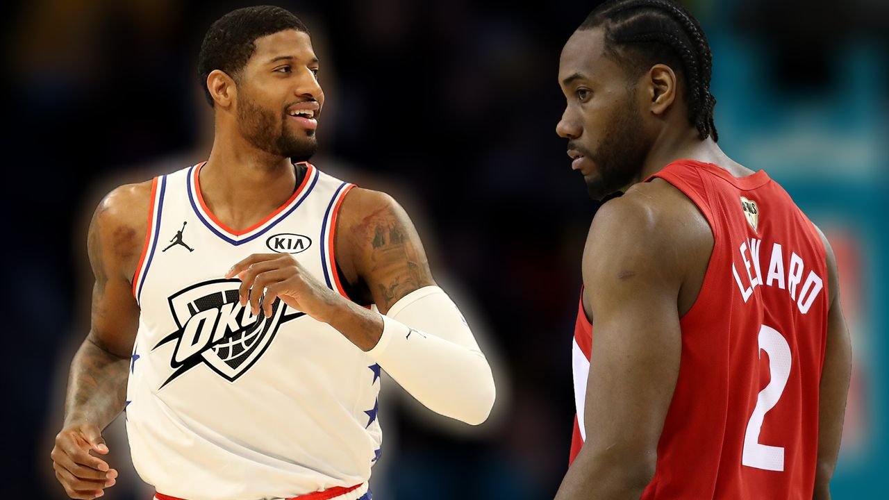 Mega-Deals in der NBA: Clippers holen zwei Superstars - Bildquelle: 2019 Getty Images