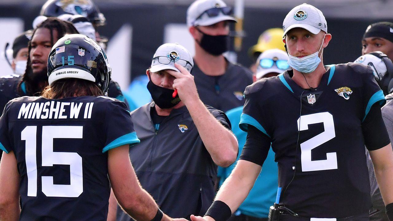 Jacksonville Jaguars - Bildquelle: 2020 Getty Images