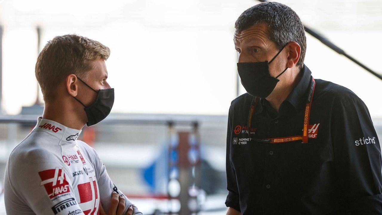 Mick Schumacher lässt Zukunft bei Haas offen - Bildquelle: imago images/Motorsport Images