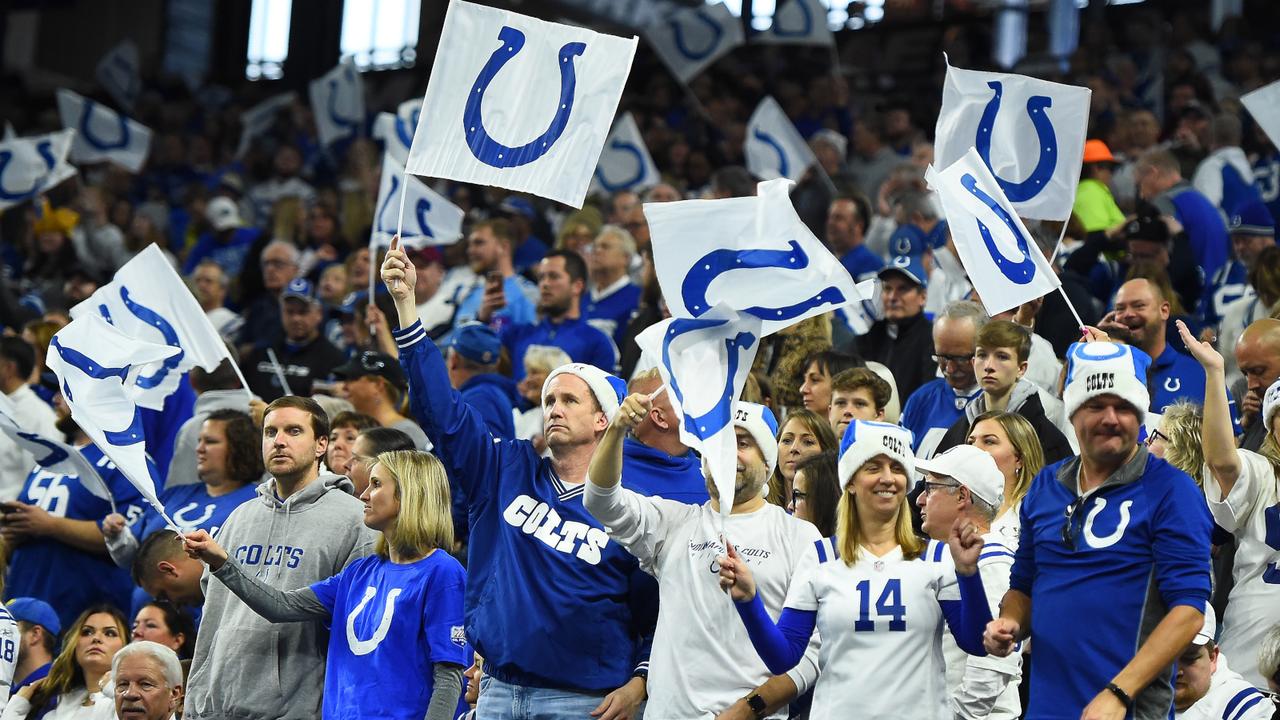 Platz 22: Indianapolis Colts - Bildquelle: Getty Images