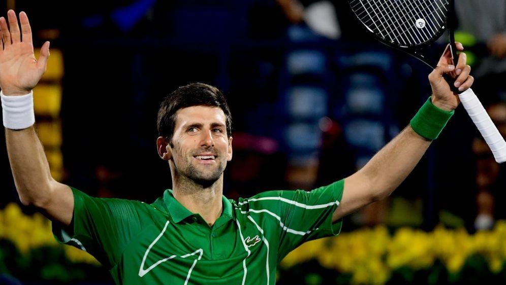 Corona-Pandemie: Djokovic spendet eine Million Euro - Bildquelle: AFPSID-