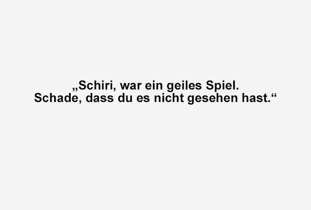 Schiri, was für ein Spiel hast du gesehen? - Bildquelle: ran.de
