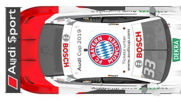 Rene Rast FCB-Auto